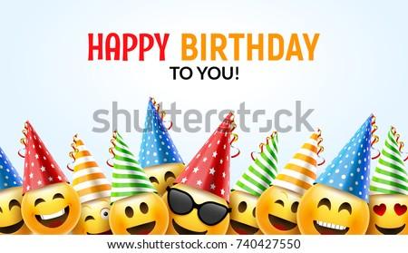 birthday happy smile greeting