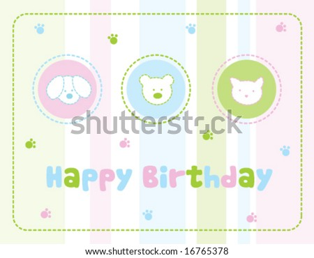 invitation cards for birthday. Birthday invitation card