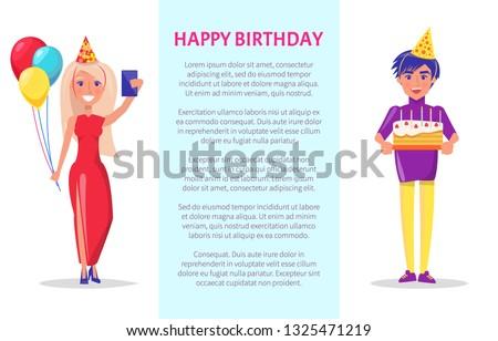 birthday party celebration  man