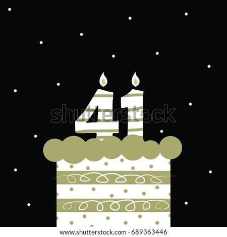 birthday 41st celebration