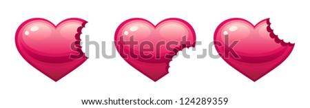 bitten heart