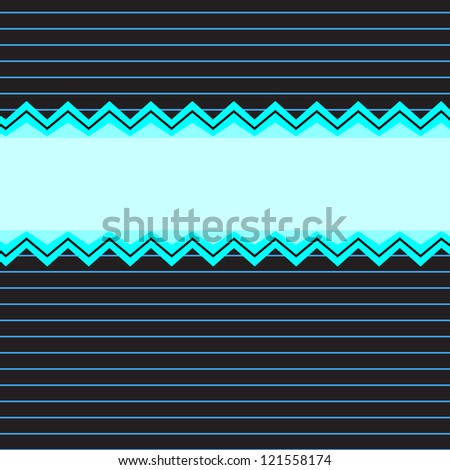 Black and blue stripes background