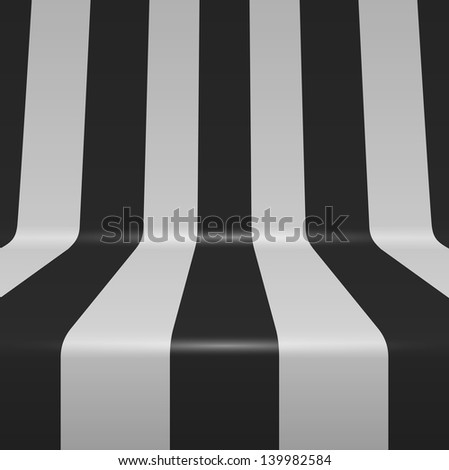 Black And White Vertical Stripes Background Black And White Bent Vertical