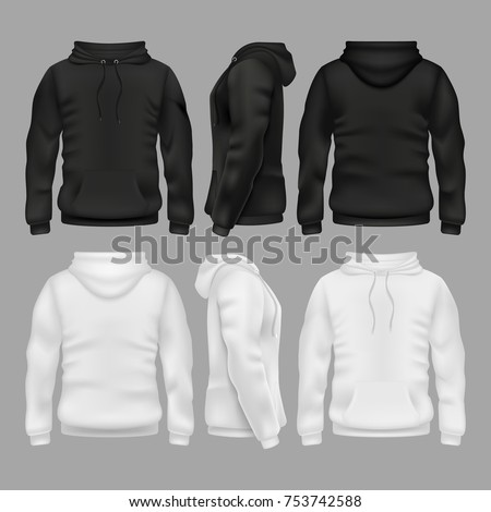 Hoodie template photoshop | Free Download T Shirt Template