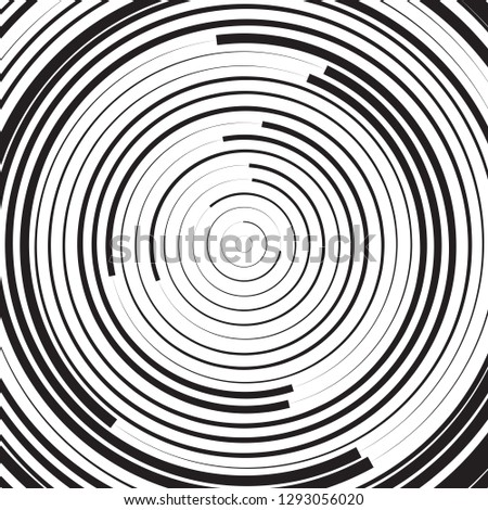 stock-vector-black-and-white-concentric-line-circle-background-wash-and-storm-concept-or-simple-vector