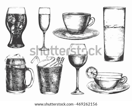 Tea Glasses 394340