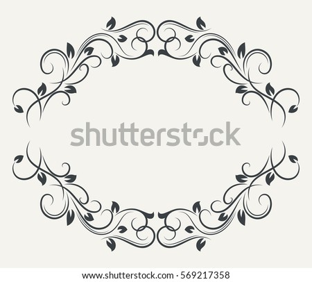 Black and White Floral Background Vector - Download Free Vector Art ...