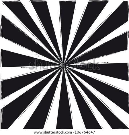 black and white grunge background. vector illustration