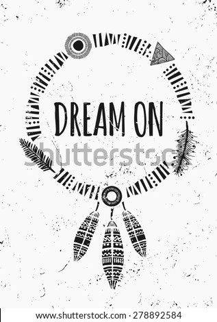 black and white inspirational