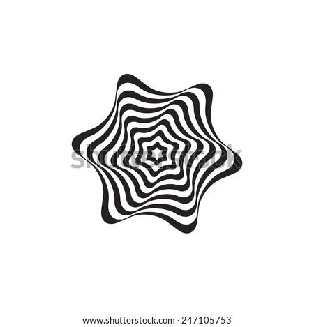 black and white optical