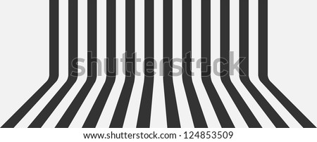 Black And White Stripes Background Black And White Stripe