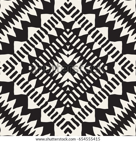 black and white tribal vector...