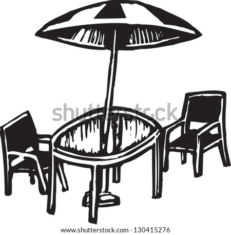 Furniture Linear Vector Symbols Floor 31240135 likewise Open Space Office Workplaces Outdoors Tables 611761709 also Set Tafel En Stoelen 6302850 also Patio Furniture besides Vector Minimalistic Black White Round Table 340080548. on english table and chairs