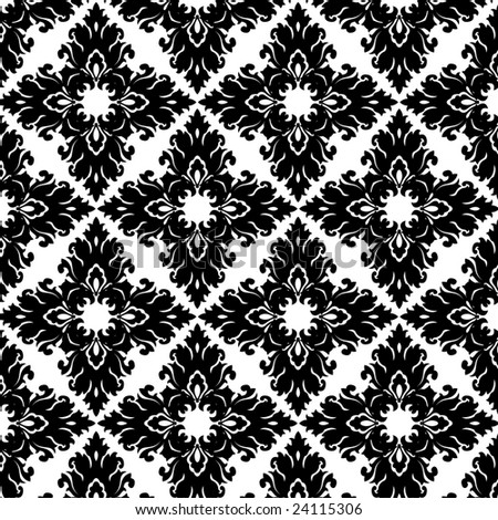 black and white wallpaper. blue party hat lack white