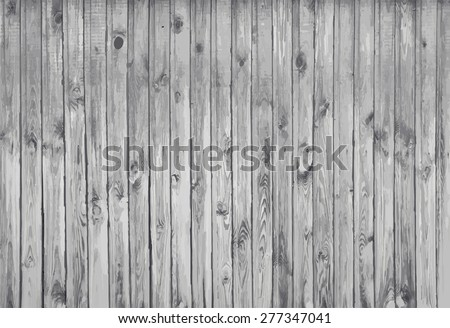 black and white wooden