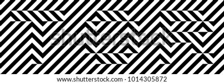 Black and white word TOR. Optical illusion font. Pixelated font. Hidden, hard to read. Easy to recolor. Stock fotó ©