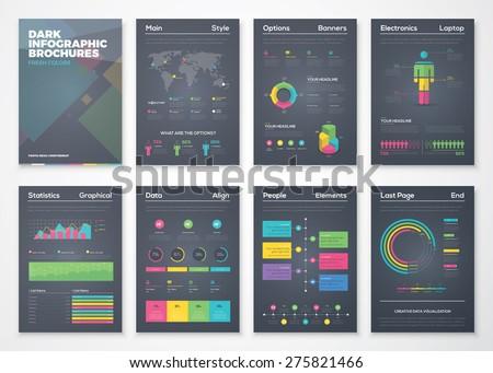 black background infographic