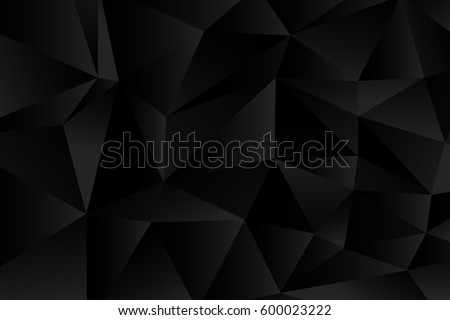 black background  triangle