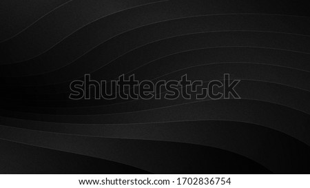 black background with line
