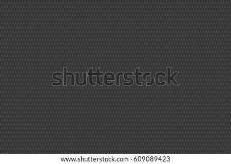 black carbon metallic texture