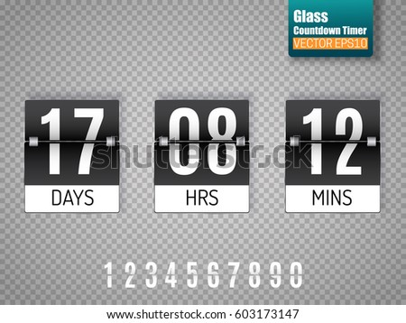 Free Countdown Timer Vector - Download Free Vector Art, Stock ...