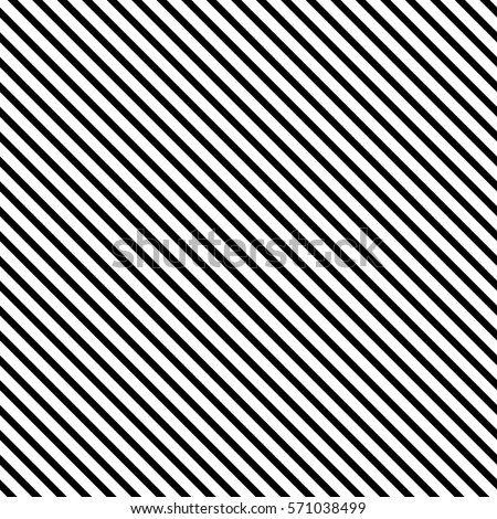 black diagonal lines striped