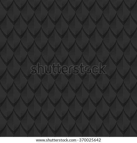 black dragon scales seamless
