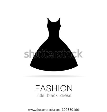 black dress   classic fashion