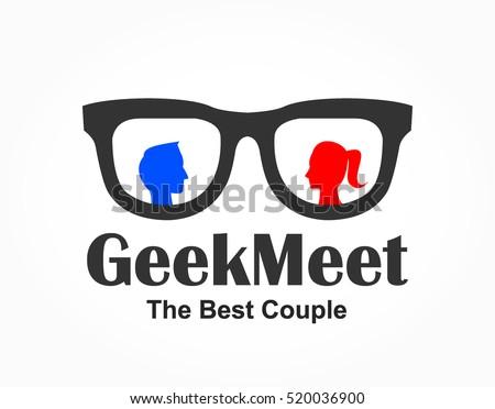 black eyeglass frame with a