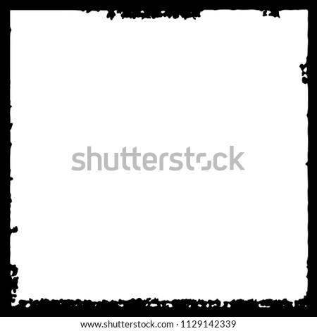 Black frame on white background #1129142339