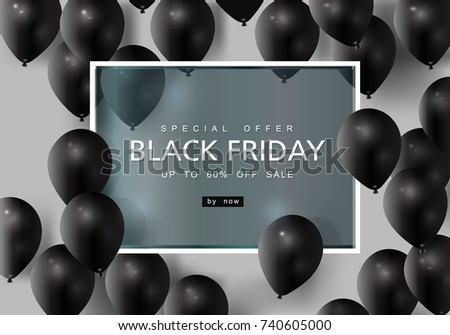 black friday  big sale  black