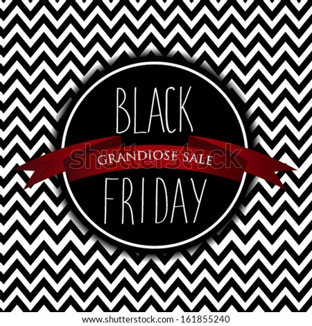 Black Friday Calligraphic Designs Poster Sale.Typography.Vec tor illustration Sale Tags for special offers and black Friday