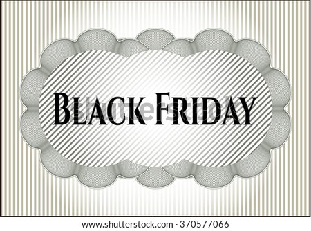 Black Friday colorful banner