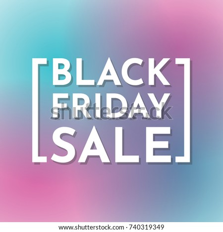 black friday promotional poster template with modern design ez canvas