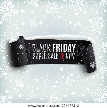 Black Friday Sales Banners Black Friday Sale Background