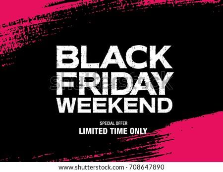 fd8b920c226 Black friday sale banner