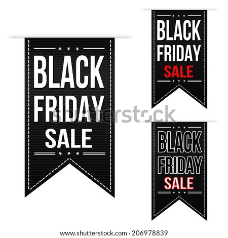 Black Friday Sales Banners Black Friday Sale Banner