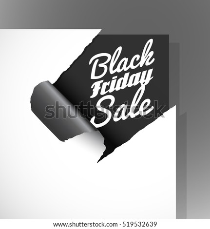 black friday sale text