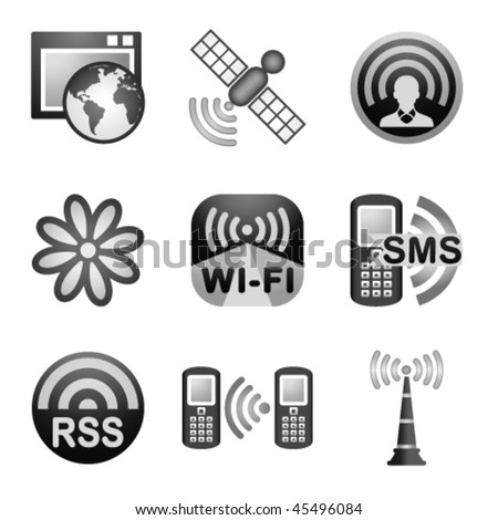 Black icons for website 30