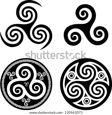 Celtic Irish Symbol Vectors Download Free Vector Art Stock