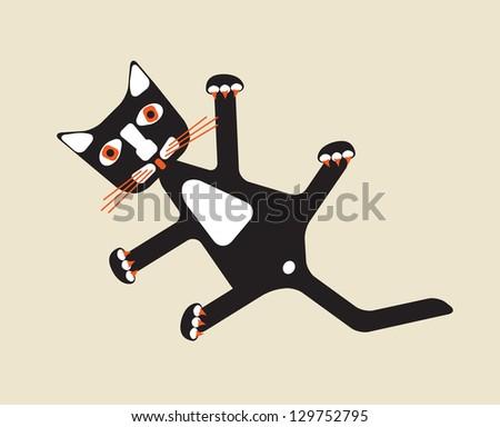 black kitty needs some petting