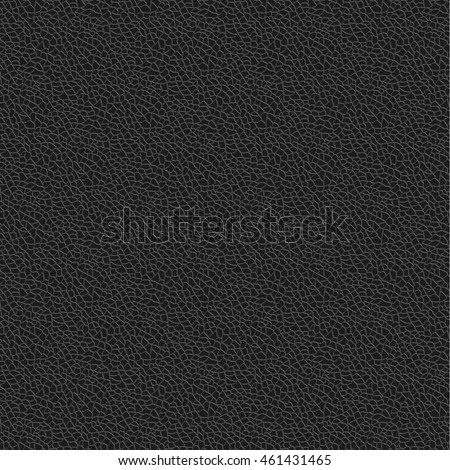 black leather texture. seamless pattern vector background
