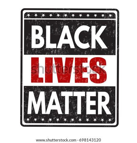 black lives matter grunge