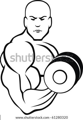 Pro bodybuilder nikki fuller performs a side chest pose male models