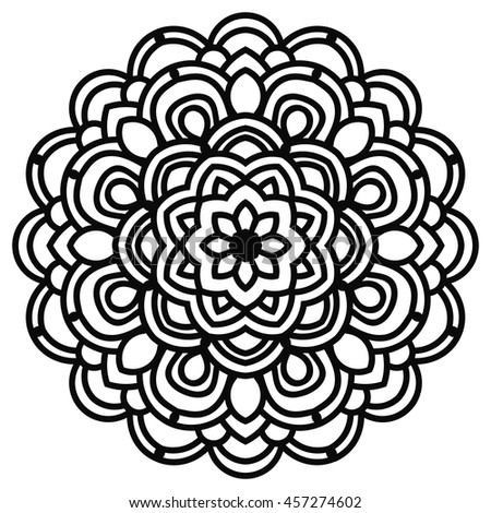 Stock Vector Beautiful Deco Mandala Vector Patterned Design further Pattern Design Tattoo in addition Flower Mandala Clipart additionally Zm9yY29sb3JpbmdwYWdlcypjb218d3AtY29udGVudHx1cGxvYWRzfDIwMTZ8MDJ8bG90dXMtZmxvd2VyLW1hbmRhbGFzLWNvbG9yaW5nLXBhZ2VzLWJlc3QtY29sb3JpbmctcGFnZSpqcGc Zm9yY29sb3JpbmdwYWdlcypjb218Zm9yLWNvbG9yaW5nLXBhZ2VzLTE0NzYyfA as well Black And White Floral Design Element Isolated On White Vector 4593404. on stock illustration ornamental simple mandala
