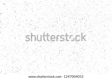 Black paint spray vector texture. Subtle splatter pattern isolated on white background.
