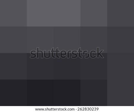 black pixel vector background