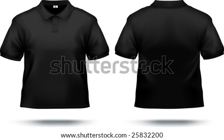 Polo Shirt Template Free Vector Art  63968 Free Downloads