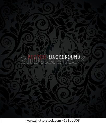 stock-vector-black-seamless-floral-pattern