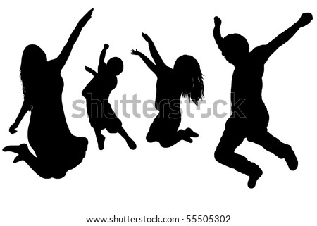 Jumping for joy Stock Photos and Royalty Free Images